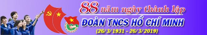 Kỷ niệm ngày thành lập đoàn thanh niên